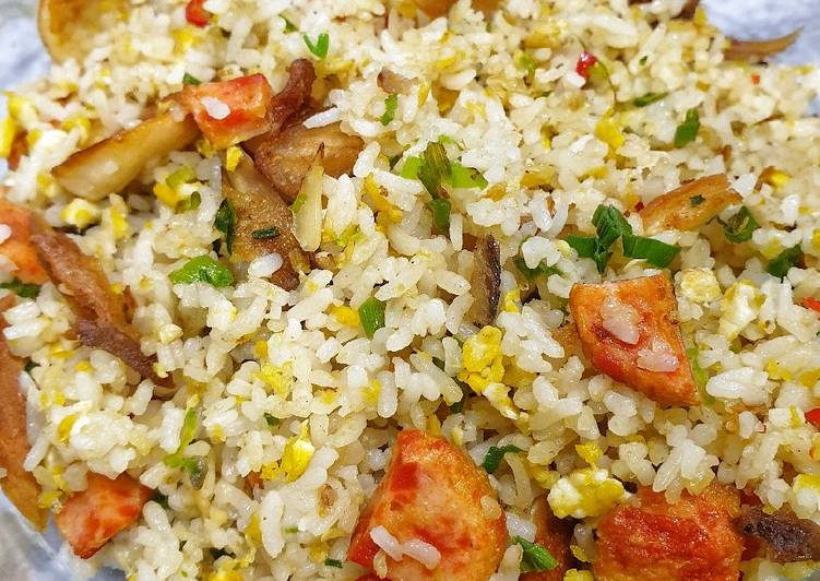 Nasi Goreng Ayam Bakso