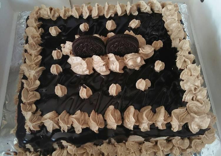 Resep Kue Tart Ulang Tahun No Oven Mudah Oleh Yullia