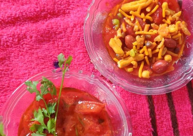 Discover How to Improve Your Mood with Food Tomato sabji