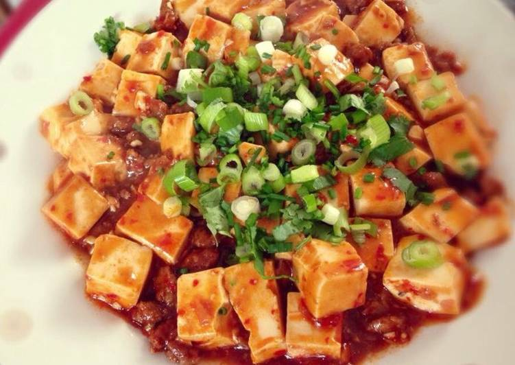 Recipe of Perfect Mapu tofu #chinesecooking