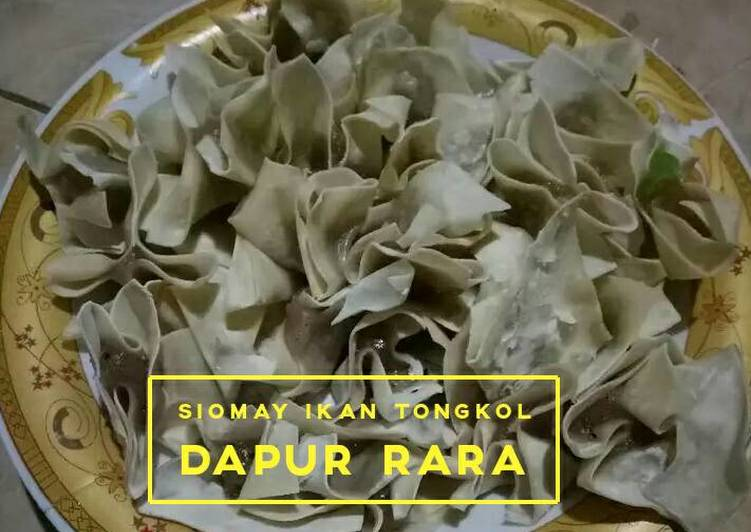 Siomay Ikan Tongkol - cookandrecipe.com