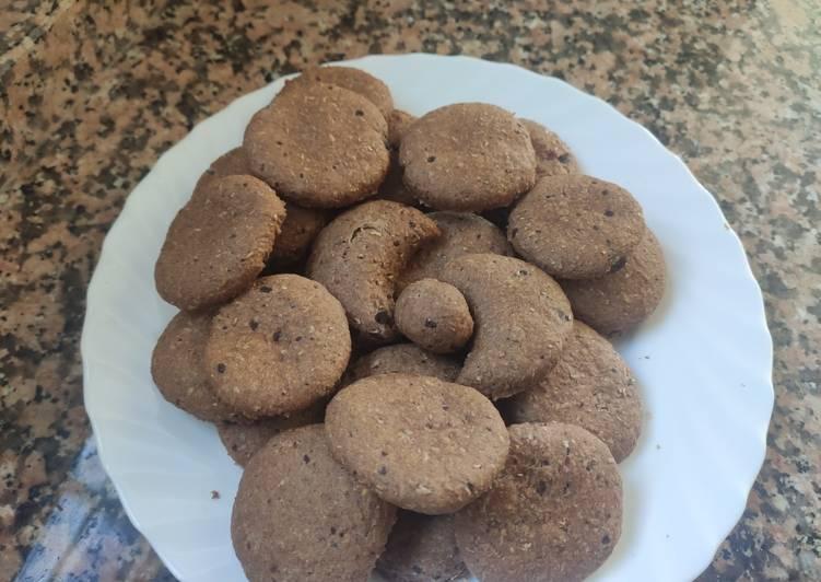 Ricetta Ho rifatto di nuovo i biscotti integrali 😍