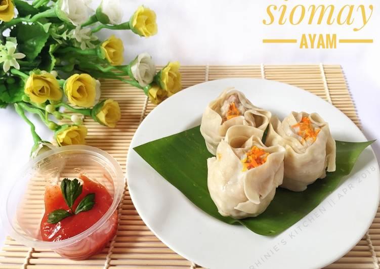 Siomay Ayam #pekaninspirasi