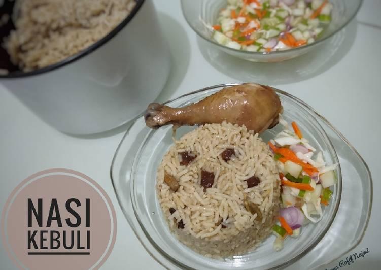 245. Nasi Kebuli (kemasan siap pakai) - cookandrecipe.com