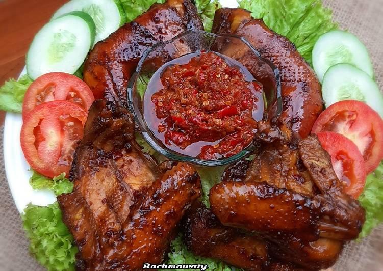116.Ayam Bakar Wong Solo Ala Chef Supri