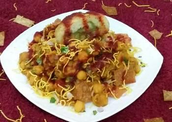 Easiest Way to Recipe Tasty Ragda Patties