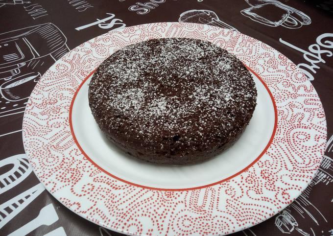 Gâteau mousse au chocolat (2 ingrédients seulement)