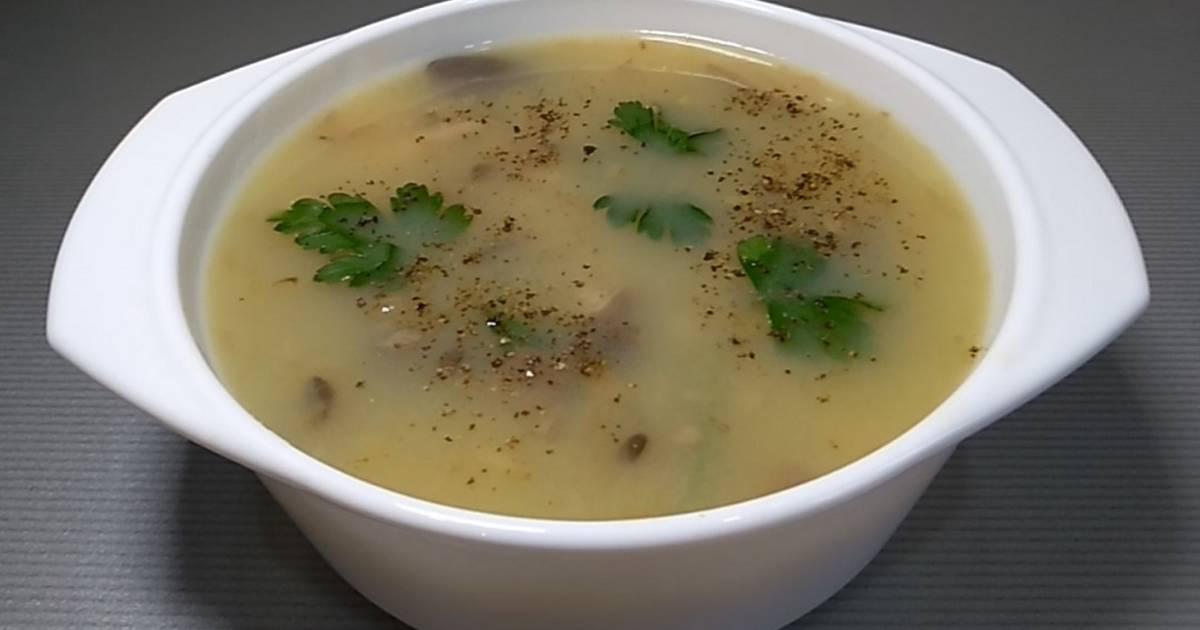 нежирные супы рецепты с фото комнату