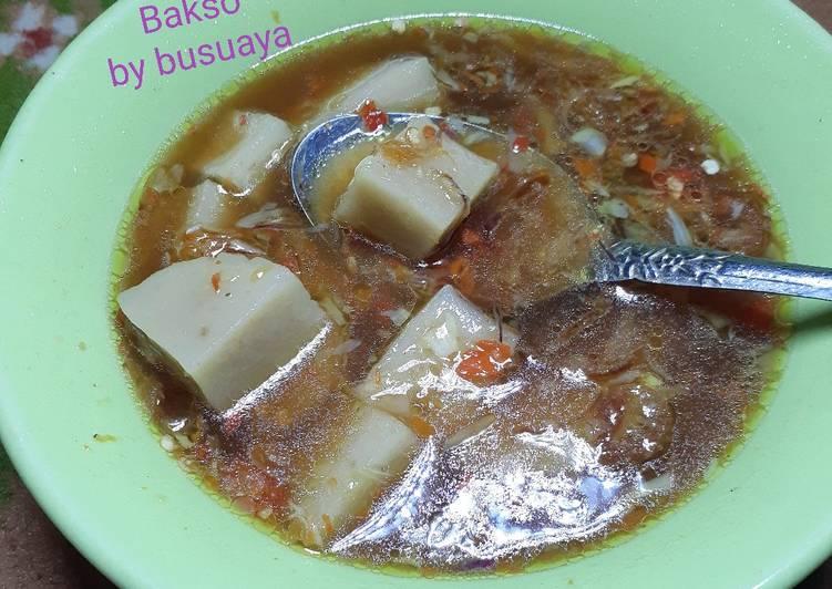 Bakso Pongok (basel)