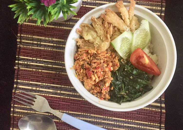 Tongkol Suir Balado Homemade