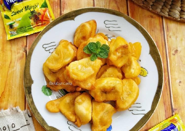 Pisang Goreng Marimas Sweet Mango