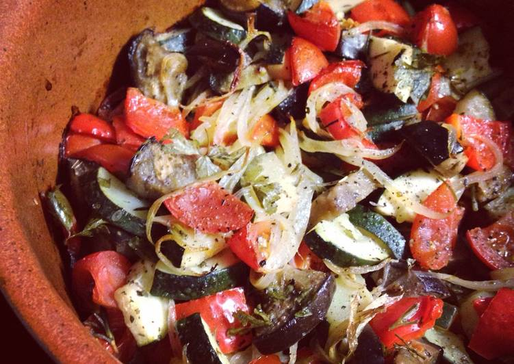 Traditional Provence Ratatouille