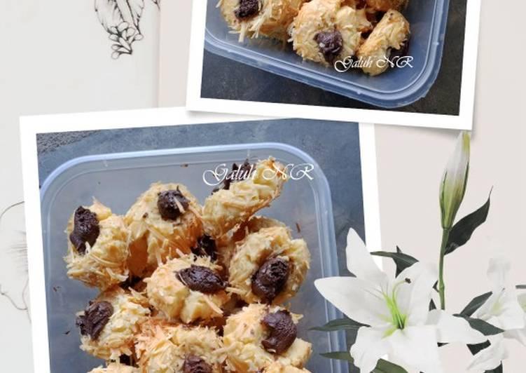 23. Choco Cheese Thumbprint Cookies #12