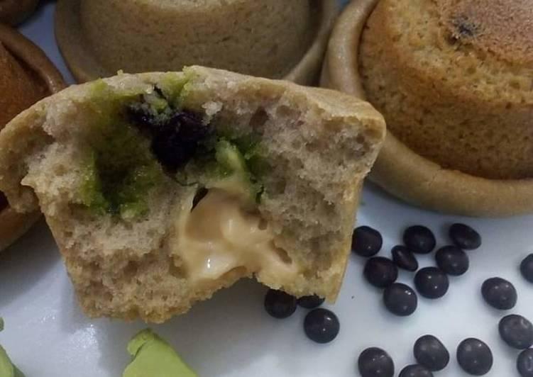 Greentea Muffin