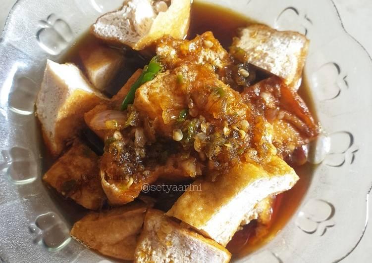 Tahu Gejrot Cirebon - cookandrecipe.com