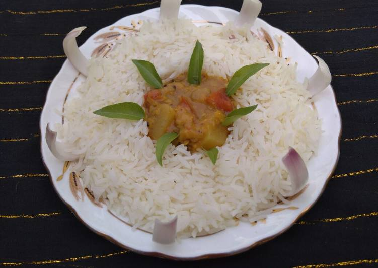 Sambhar Rice (Maa ki pasand) Choosing Fast Food That's Fine For You