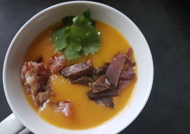 Recipe of Ultimate Butternut soup