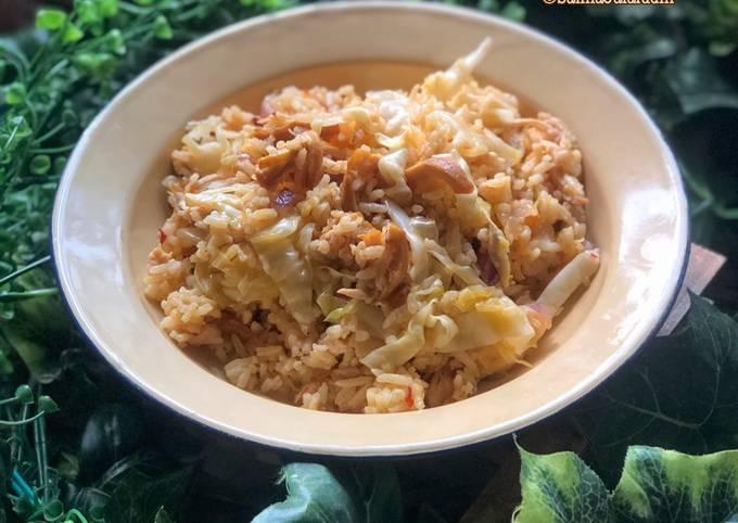 Nasi Goreng Ayam Masak Merah