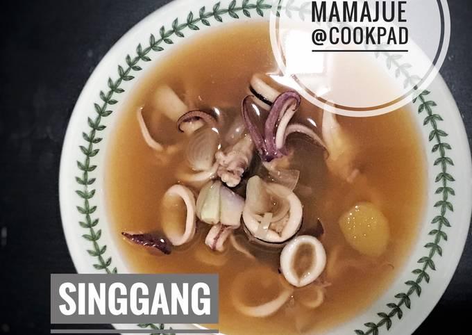 Singgang Sotong