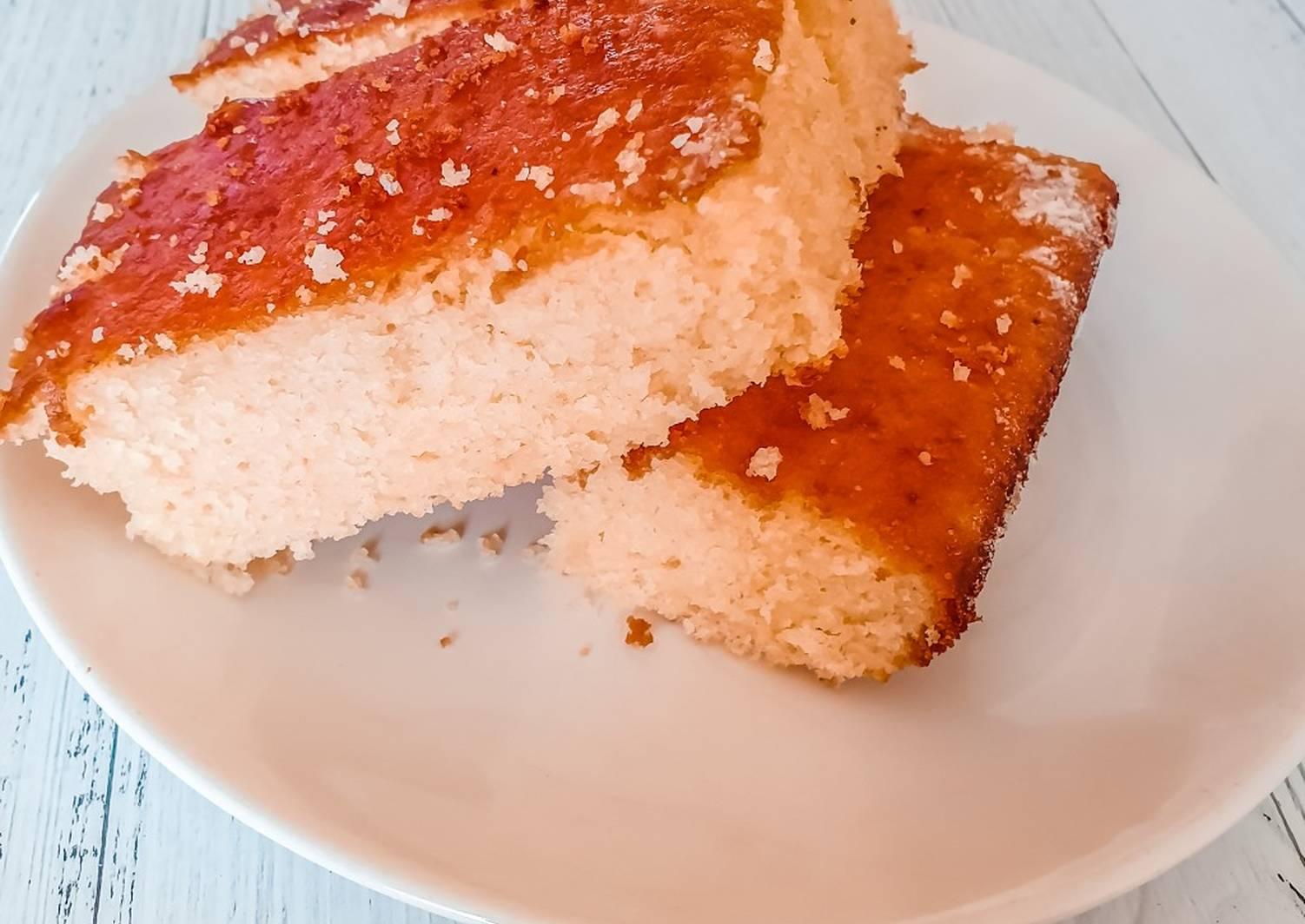 Постный манник персиковый рецепт с фото