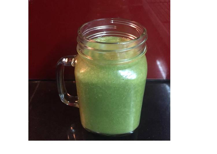 Diet Juice Spinach Avocado
