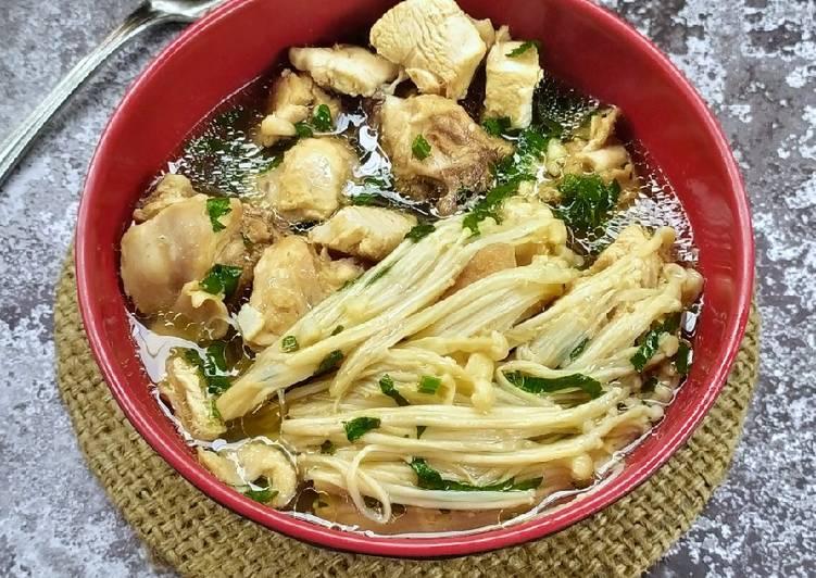 Ayam Kuah Jahe