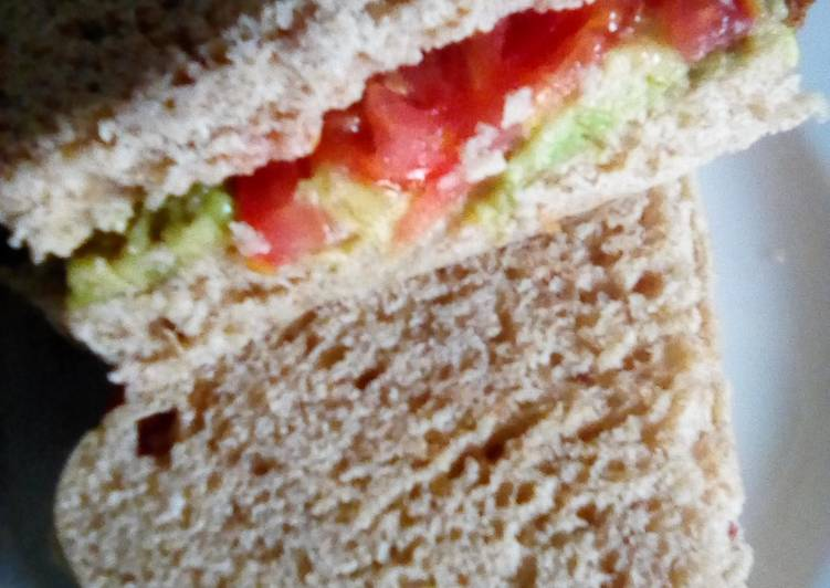 Simple Way to Prepare Perfect Light Lunch sandwich