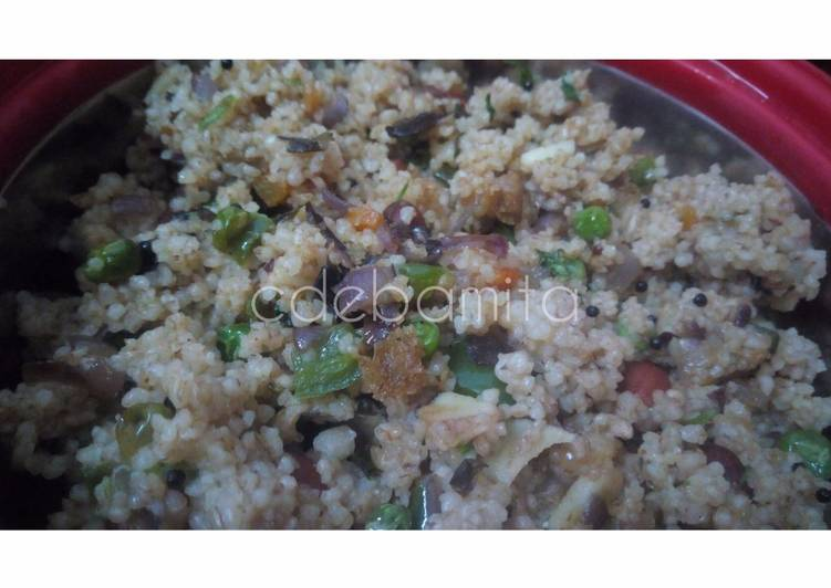Step-by-Step Guide to Prepare Perfect Barley Dalia Upma