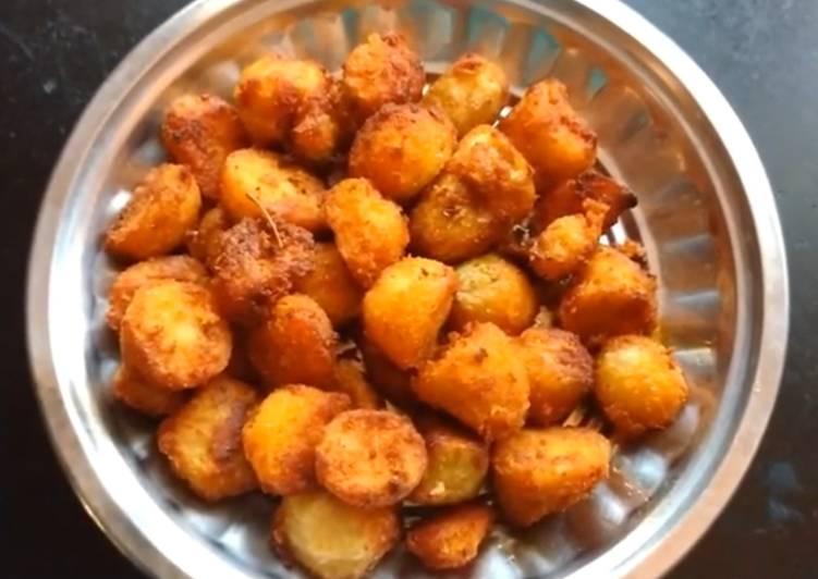 Seppankizhangu Roast/ Arbi Roast/ Taro Roast