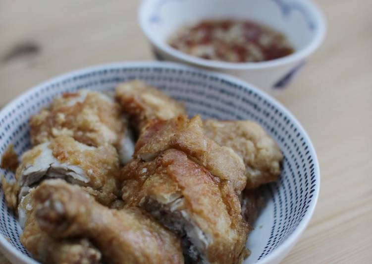 Recipe: Tasty Vietnamese Fried Chicken (Gluten Free)