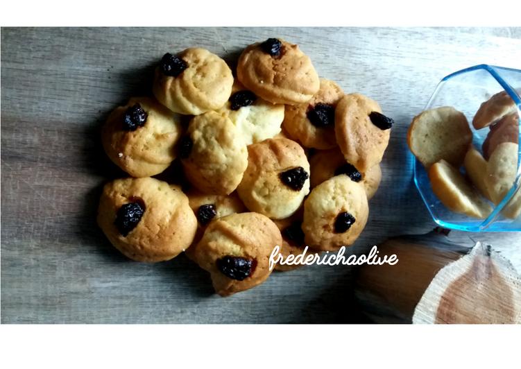 Resep Butter Egg Monde Cookies Ala Ala 1 Kuning Telur Oleh Fredericha Johanes Cookpad