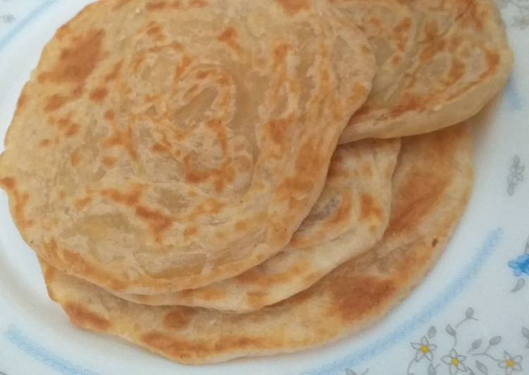 Roti maryam (Tanpa Telur)