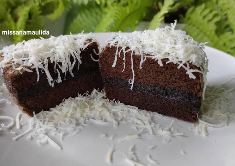 Brownies kukus praktis