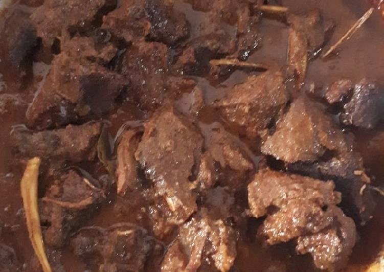 Semur daging presto (ala betawi)