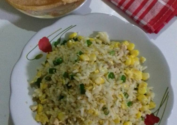 Resep Japanese Fried Rice Paling Gampang