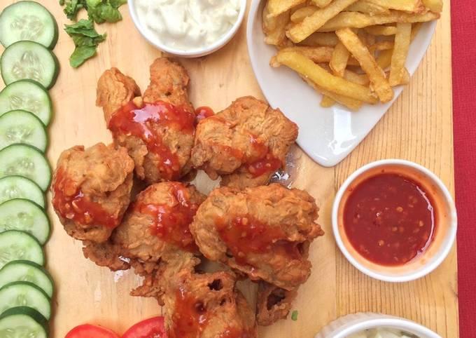 Recipe: Tasty Buffalo Wings