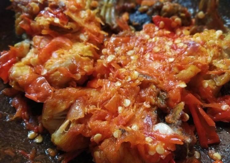 Ayam Geprek Ala Warmindo