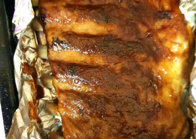 Step-by-Step Guide to Make Award-winning My BBQ Ribs 😁