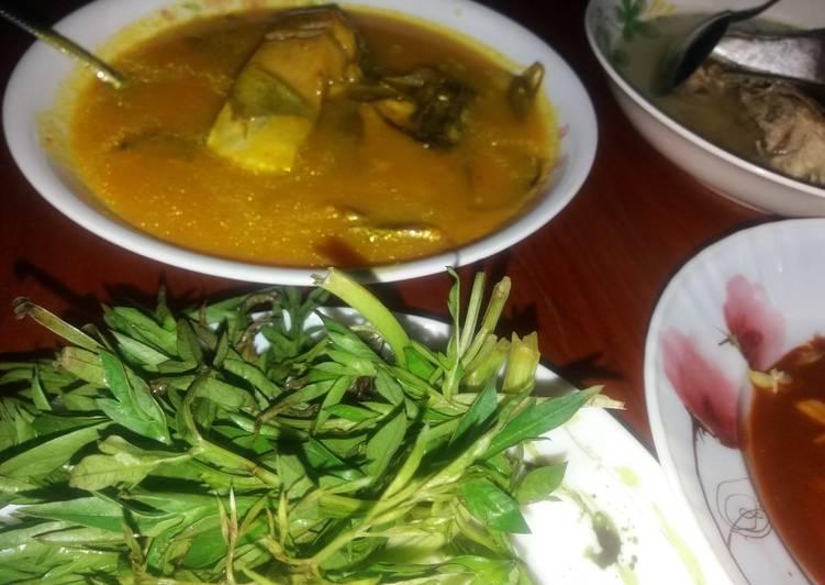 Ikan Patin Masak Tempoyak #KCHUP