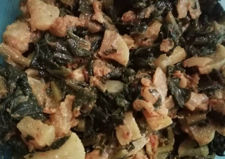 Step-by-Step Guide to Prepare Homemade Mooli bhujia
