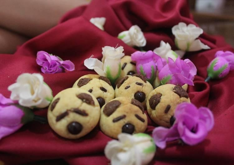 Doggie cookies crunch