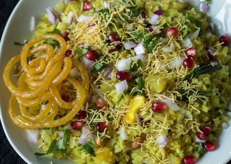 30 Minute Dinner Ideas Quick Indori Poha