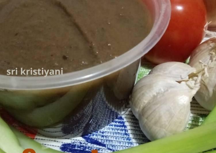 Saus Jamur Kancing