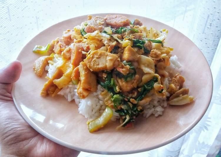 Crazy Rice Asian / Nasi Gila