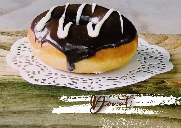 Cara Mudah Masak: Donut kentang bersalut coklat #RayaHighTea #Terengganu  Lazat