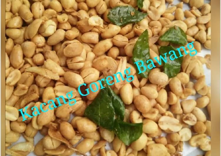 Kacang Goreng Rasa Bawang