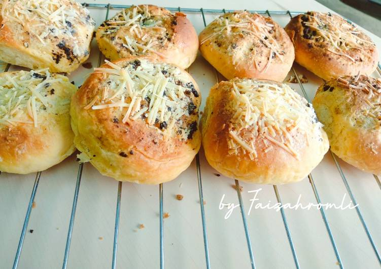 Roti Manis Keju