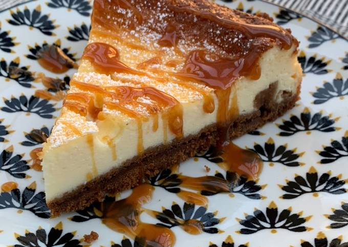Le vrai New York cheesecake 🇺🇸