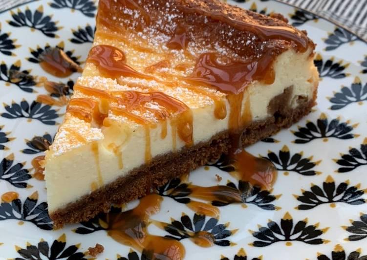 Recette Des Le vrai New York cheesecake 🇺🇸