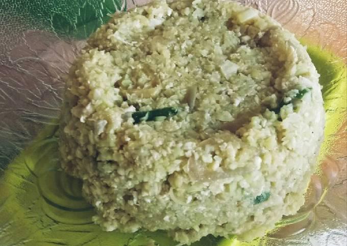 Nasi Goreng Rendah Kalori